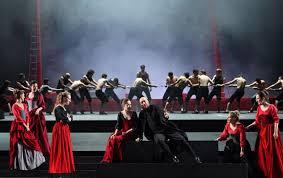<b>La</b> Gioconda by Ponchielli at the Liceu | mezzo.tv
