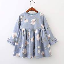 <b>Girls</b> Dress Cartoon Long Sleeve Princess Dress <b>Fashion Kids</b> ...