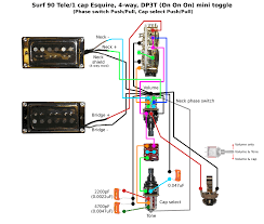 switchable tele esquire wiring archive pit bull guitar forums