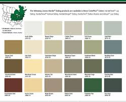 Hardie Siding Color Chart Siding Installation By Flc For A