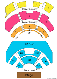 Nokia Center Seating Chart Club Nokia Seating Chart