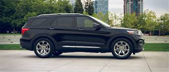 What Colors Does The 2020 Ford Explorer Come In
