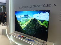 lg tv oled 55. lg 55-inch curved oled: behold the 55ea980v hands-on pictures lg tv oled 55