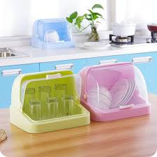 new arrival transpa plastic baby feeding bottle dryer rack drainer glass dishes sideboard storage box with lid uk 2019 from wuzuanbing0758