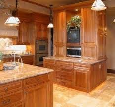 Wonderful Natural Cherry Kitchen Cabinets Description Wood Custom Cabinetry On Decorating