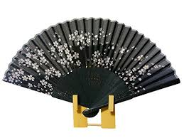 Japanese Fan Display Stand Asian Bamboo Buy Asian Bamboo Products Online In Oman Muscat 54