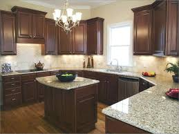 dark cabinets light countertops winsome design kitchen light granite dark cabinets brown dark maple cabinets light