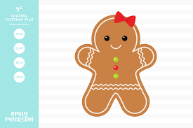 gingerbread woman. Fine Woman Gingerbread Woman SVG DXF EPS PNG Example Image 1 Throughout