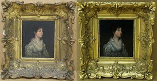 picture frame restoration and