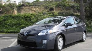 Taking a 2010 Toyota Prius preview drive - Roadshow