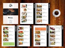 restaurant menu maker free how to make food menu free menu maker design restaurant menus adobe