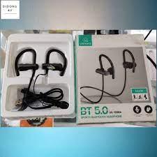 Chính hãng] Tai Nghe Thể Thao Usams BT 5.0 Không Dây Kết Nối Bluetooth 5.0  giá cạnh tranh