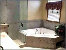 corner bath with shower replacing tub and combo bathtub ideas install laa wit