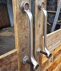 ring spanners for your man cave doors