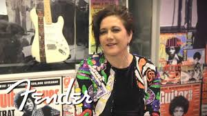 Fender Vision Exclusive | Janie Hendrix | Fender - YouTube