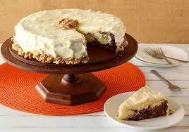 Cheesecake Factory Carrot Cake Cheesecake The Answer Is Cake