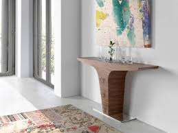 cheap hallway table. Stylish \u0026 Modern Walnut Veneer Console Table With Stainless Steel Base By Porto Lujo Cheap Hallway