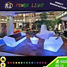 china illuminated outdoor furniture multicolor changing plastic led light up furniture china light up furniture outdoor furnniture