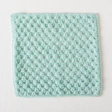 Knit Dishcloth Pattern Delectable Honeycomb Dishcloth Knitting Patterns And Crochet Patterns From