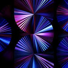 Wallpaper Dark Blue IOS 14.5 Wallpaper ...