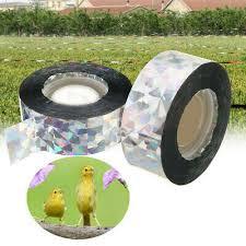 Bird Scare Tape <b>Audible Repellent Pigeons Fox Repeller</b> Ribbon ...