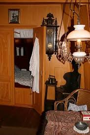 Bed in closet Queen Size The Closetbed In The Netherlandsedit Wikipedia Boxbed Wikipedia
