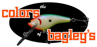 The Colors Of Bagleys Information For Bagley Lure Collectors