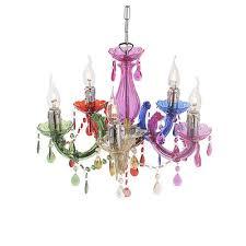 miya multi coloured chandelier 15047 70