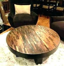 round natural wood coffee table wooden coffee tables for solid round coffee table round wood