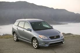 2006 Toyota Matrix Review - Top Speed