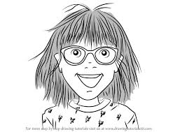 Small Picture Learn How to Draw Junie B from Junie B Jones Junie B Jones