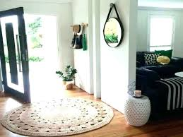 3x5 entry rug entryway rug simple entryway room with round jute rug and oriental for round