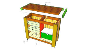 patio bar plans portable outdoor bars ideas for outside full size wood