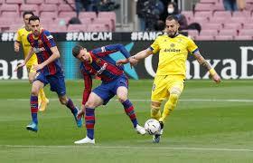 Barcelona vs Cádiz (1-1): Goles y resumen de La Liga
