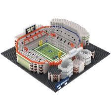 Mississippi State Football 3d Seating Chart Florida Gators Ncaa 3d Brxlz Puzzle Stadium Blocks Set Ben