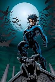 Richard Grayson (New Earth) | DC Database | Fandom