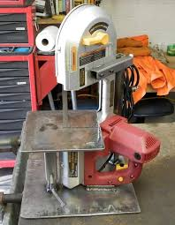 harbor freight bandsaw stand. sgt lumpy harbor freight bandsaw stand e