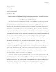 tok essay b bahena alejandra bahena mr farrell theory of 7 pages tok essay 2