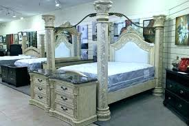 Cal King Canopy Bedroom Sets King Canopy Bed Set King Canopy Bedroom Sets  King Size Canopy .