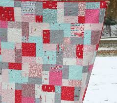 61 best Quilts - start with Layer Cakes images on Pinterest ... & Easy Bake Quilt by Cluck Cluck Sew. All you need is one layer cake to bake  up this fun quilt top. An easy stack and slice method makes this a quilt  you ... Adamdwight.com