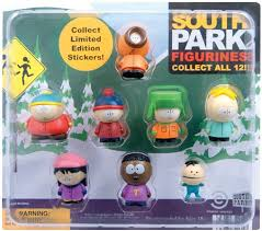 South Park Vending Machine Toys
