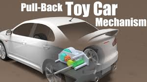 Pull Back Motor Design How Does A Pull Back Toy Car Work