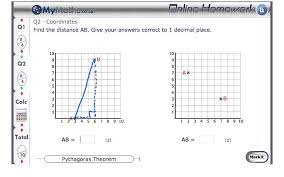 pythagoras theorem homework help