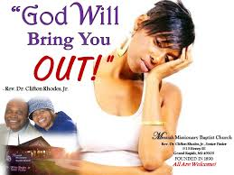 Rev. Dr. Clifton Rhodes, Jr. - w/ Music - You Are Not ALONE - YouTube