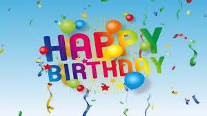 happy birthday to you most por version