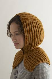 Knitted Hood Pattern
