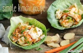 Simple Kimchi Recipe