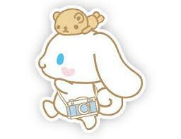Customize your avatar with the sanrio cinnamoroll kawaii aesthetic top and millions of other items. Sanrio Cinnamoroll Cute Photography Photo Bear Decor Japan Cartoon Vinyl Sticker Ebay