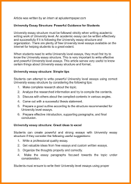 how to write a good university essay nuvolexa  essay writing at university level types of business letters and how to write a good introduction