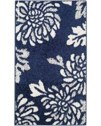 better homes and garden rugs. better homes and gardens floral mums rug collection, navy garden rugs i